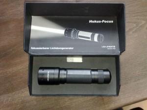 LED Lenser Hokus Focus Box